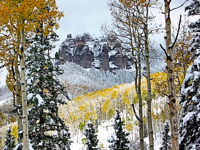 Owl Creek Pass Colorado