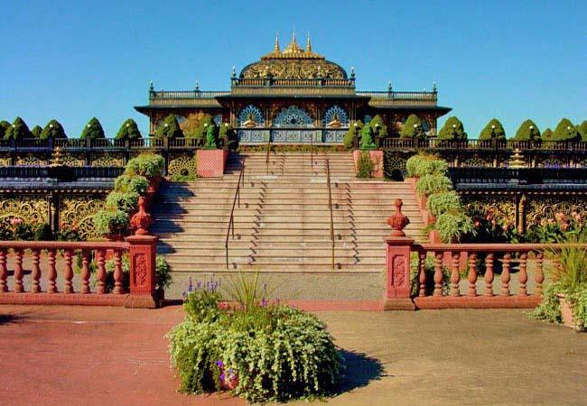 Gold palace west virginia