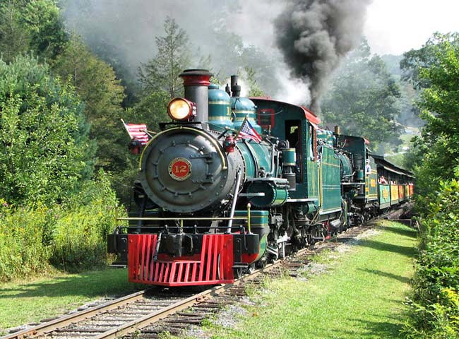 Tweetsie Railroad -  Blowing Rock, North Carolina