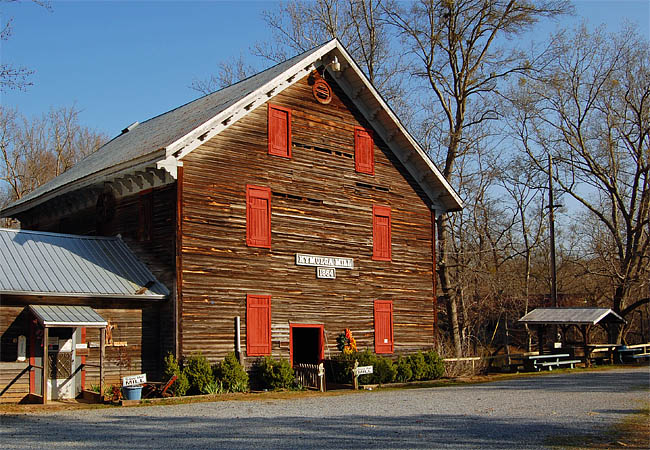 Kymulga Grist Mill - Childersburg, Alabama