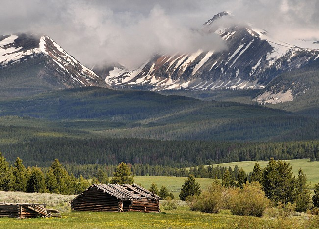 Deerlodge National Forest - Montana