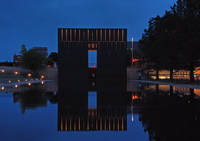 Oklahoma City National Memorial - Oklahoma