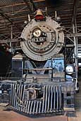 Arkansas Railroad Museum - Steam Locomotive 819