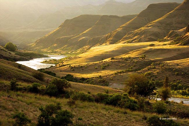 Hells Canyon at Copper Creek - Homestead, Oregon