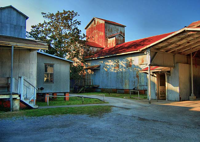Conrad Rice Mill - New Iberia, Louisiana