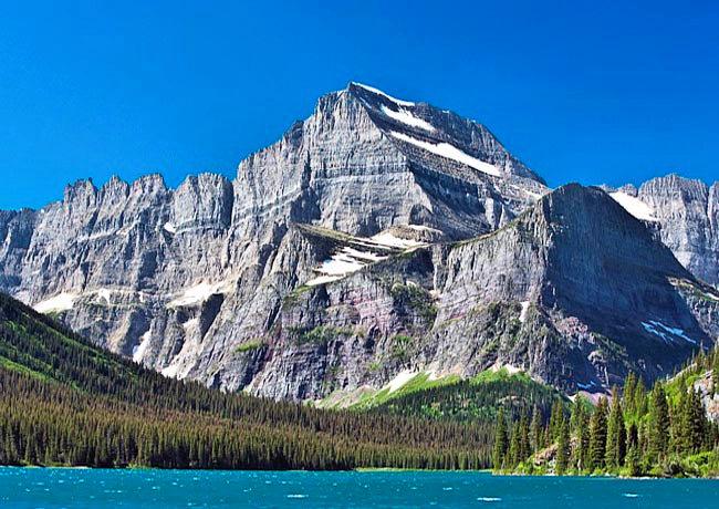 9a0e5f22a239 The Garden Wall - Glacier National Park