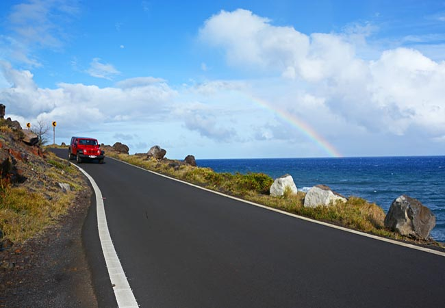 Piilani Highway - Maui, Hawaii