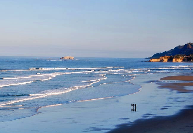 Beverly Beach - Newport, Oregon