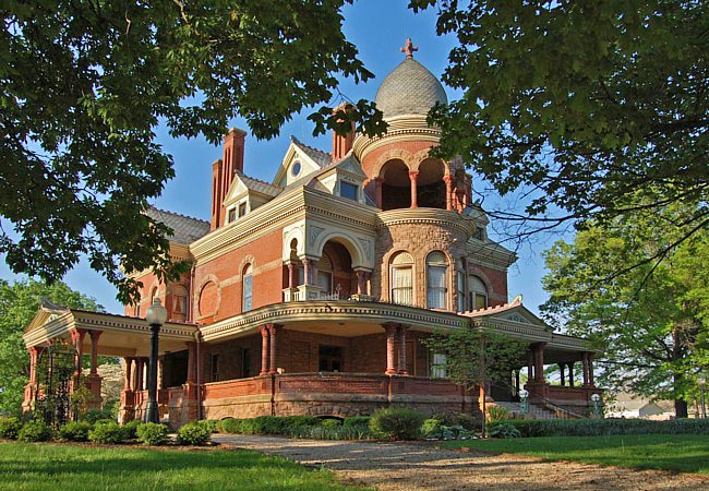 Seiberling Mansion - Indiana