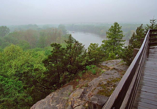 Starved Rock - Starved Rock State Park, Illinois