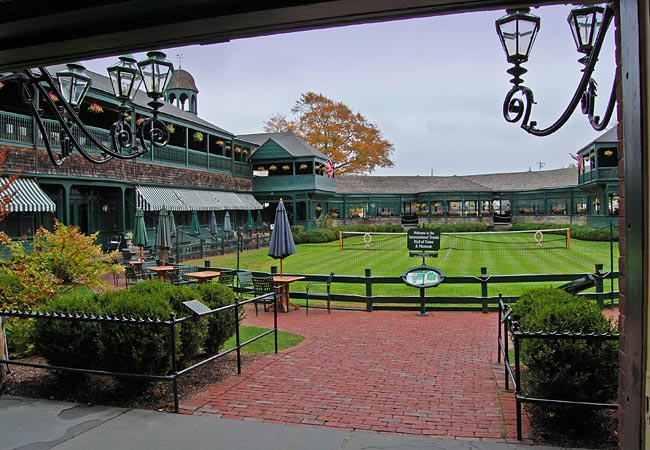 Tennis Hall of Fame - Newport, Rhode Island