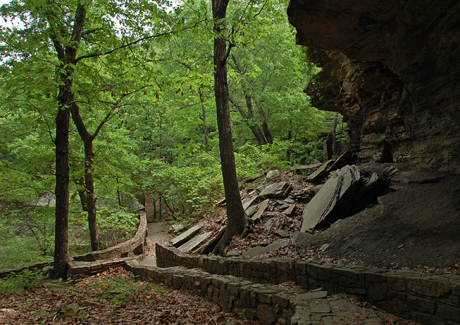 Heavener Runestone Park - Oklahoma