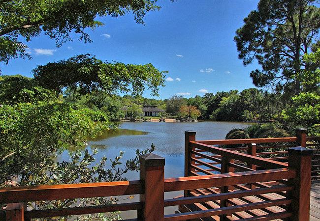 Morikami Japanese Gardens Florida