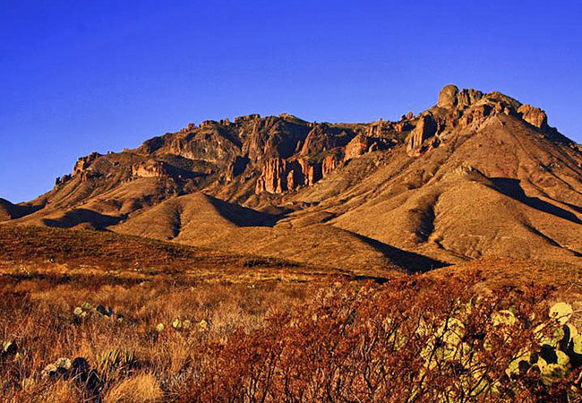 Chisos Mountains - Big Bend National Park, Texas