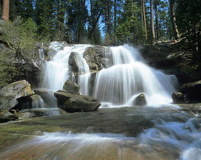 Whiskeytown Falls - Whiskeytown National Recreation Area, Redding, California
