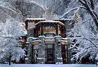 Ahwahnee Hotel - Yosemite National Park, California