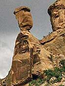 Balanced Rock - Colorado National Monument, Grand Junction, Colorado