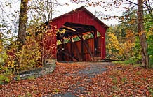 Beavertown Covered Bridge