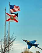Blue Angels Monument