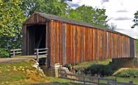 Burfordville Covered Bridge