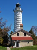 Cana Island Lighthouse - Door County