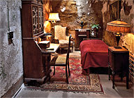 Al Capone's Luxury Suite - Eastern State Penitentiary