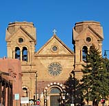 Cathedral of St Francis, Santa Fe, New Mexico