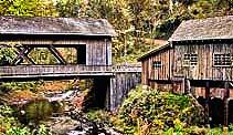 Cedar Creek Mill and Bridge