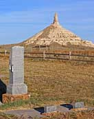 Chimney Rock Cemetery - Chimney Rock National Historic Site