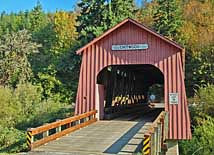 Portal view - Chitwood Bridge