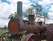 Steam Tractor - Cimarron National Grassland