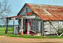 Old General Store - Colonial Trails Byway, Louisiana