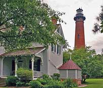 Keepers Quarters - Currituck Lighthouse Museum, Corolla, NC