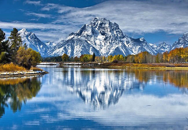 Mount Moran - Grand Teton National Park, Wyoming