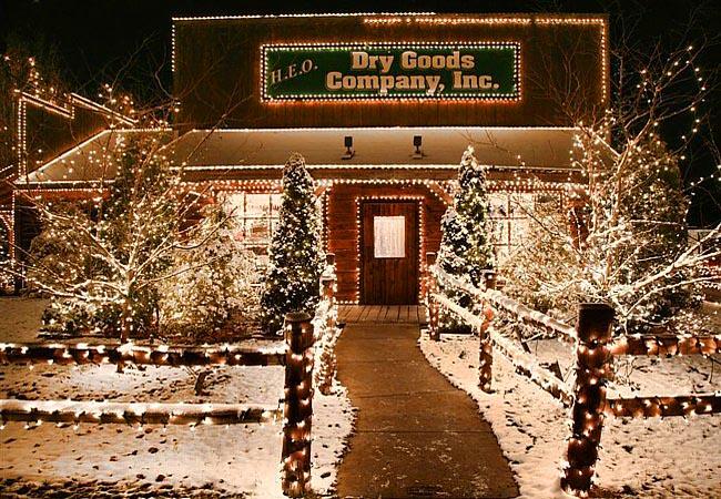 Overlys Christmas Lights.Overly S Country Christmas Pennsylvania