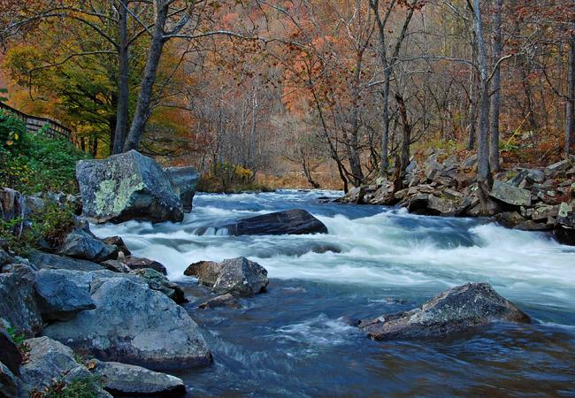 Nantahala Gorge North Carolina