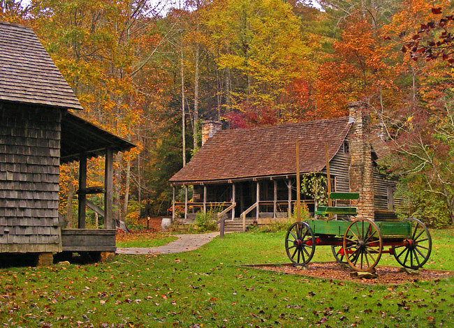 Cradle of Forestry, Forest Heritage Scenic Byway - North Carolina