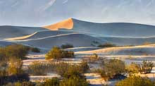 Death Valley Dunes - Death Valley National Park, California