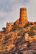 Desert View Watchtower - South Rim, Grand Canyon