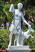 Diana of Versailles - St Armand Circle, Lido Key, Florida