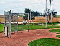 Home Plate - Field of Dreams Movie Set
