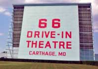 Route 66 Drive In - Carthage, MO