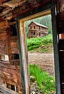 Duncan/Walsh House - Alpine Loop Back Country Byway, Colorado