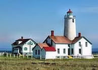 New Dungeness Lighthouse - Clallam County, Washington