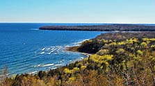 Eagle Bluff Panorama - Door County