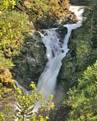 Ebner Falls - Tongass National Forest, Alaska