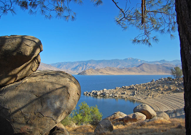 Lake Isabella - Kernville, California