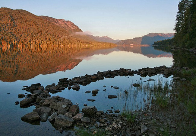 Lake Wenatchee - Washington