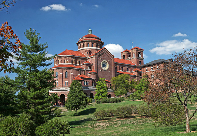 Monastery of the Immaculate Conception (Castle on the Hill) - Ferdinand, Indiana