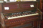 Farrand-Votey bellows organ - Elbe Church, WA